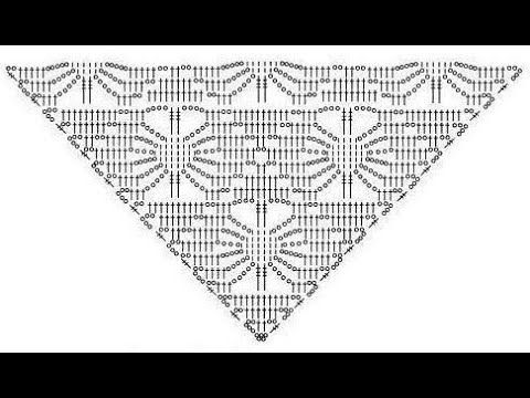 3 Tuch Häkeln Muster Cloth Scarf Youtube Häkeln Pinterest