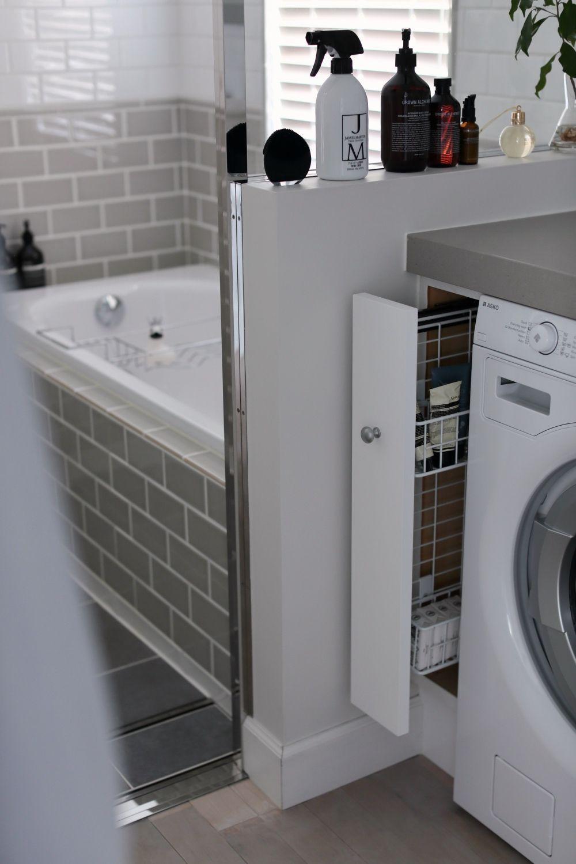 これでカビ知らず 浴室掃除の流れ 掃除道具の収納方法 ひよりごと