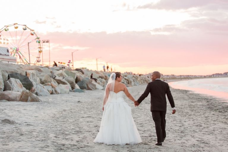 Nantasket Beach Resort Wedding 67