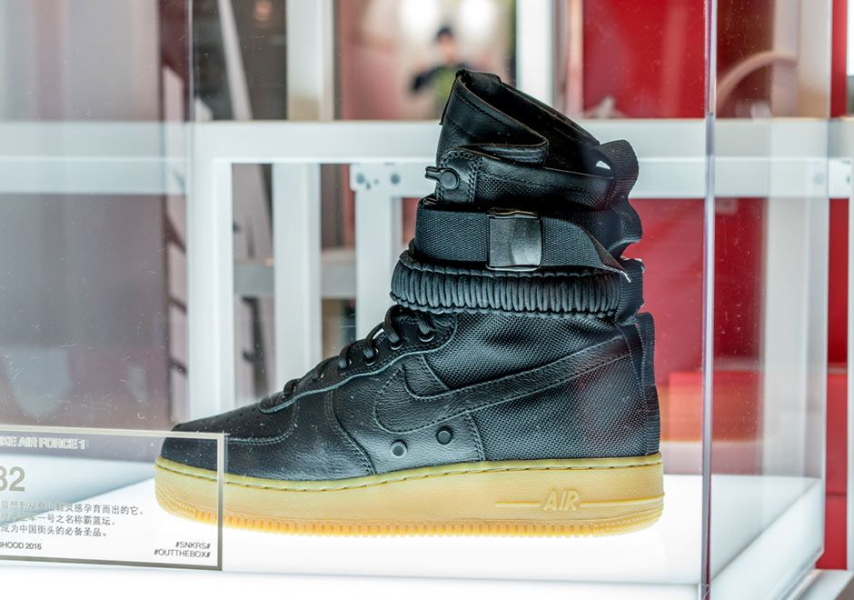 Battle Ready: A First Look At The Nike Special Field Air Force 1 •  KicksOnFire.com