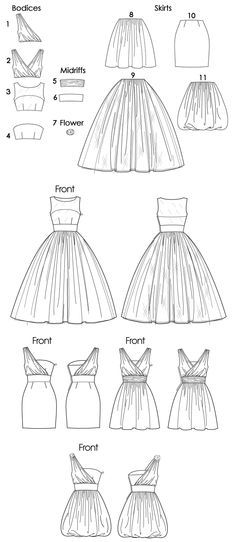 McCalls Sewing pattern | kleidung | Pinterest | Sewing patterns ...