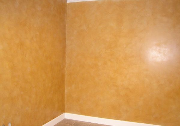 Tuscan Yellow Paint Color Faux Painting Italian Plasters Venetian Plaster