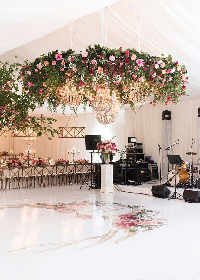15 Fabulous Unique Wedding Dance Floor Ideas Hanging Wedding Decorations Dance Floor Wedding Wedding Event Design