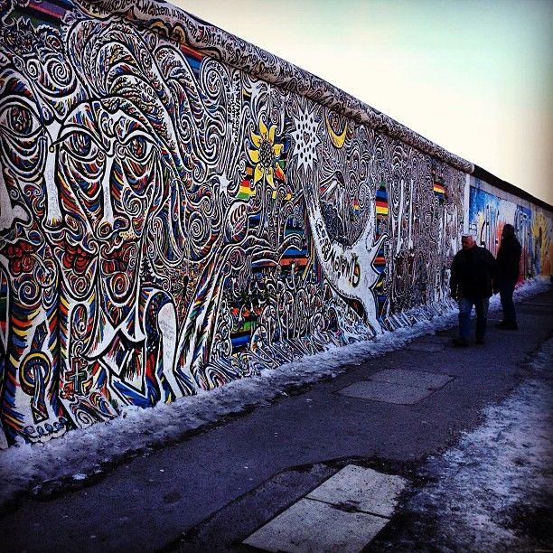 East Side Gallery In Berlin Berlin Mit Bildern Berlin Bilder Orte