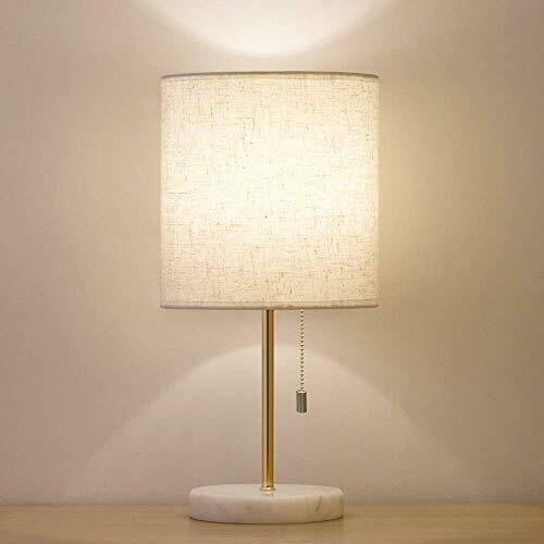 HAITRAL Bedside Table Lamps Modern
