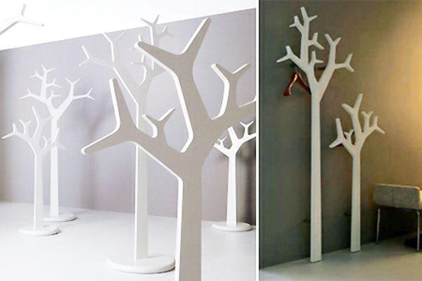 Baum Garderobe | :::Media-Digest | Flur | Pinterest | Garderobe ...