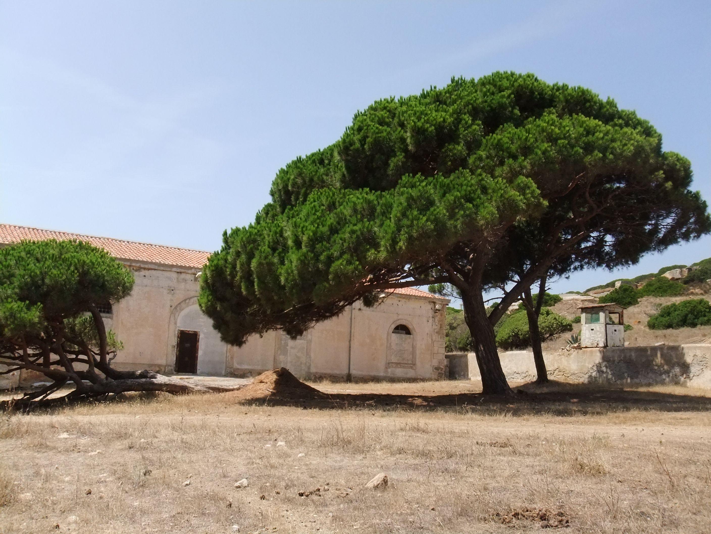 Asinara Carcere Fornelli Carcere, Sardegna, Isola