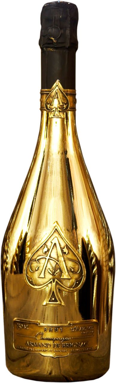 Ace Of Spades Champagne Armand De Brignac Champagne Wine And Spirits