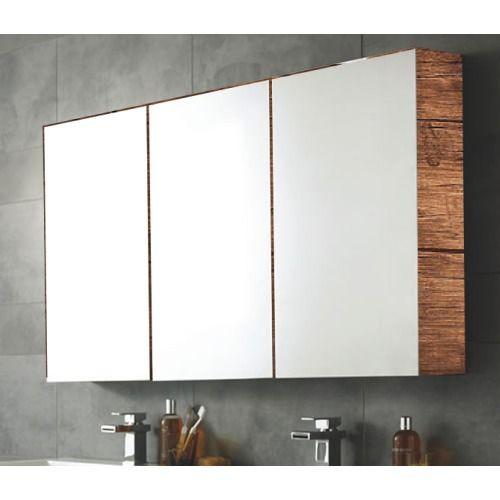 Tiger Dice spiegelkast 136x60cm antiek hout - 1606934341 ...