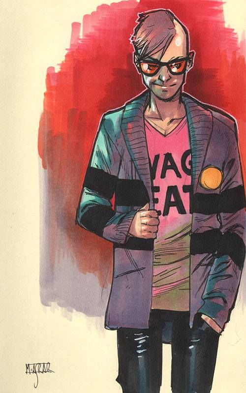 Quentin Quire X Men Villain Or Just Misunderstood Comic Books Art Marvel Kids Comic Book Villains