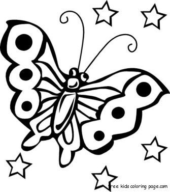 pinned from site directly butterfly coloring pages for kids