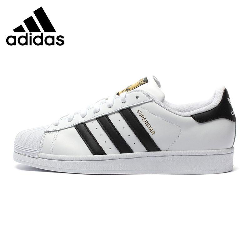 Dedicar compuesto Sustancialmente  Encontrar Más Zapatos de skate Información acerca de Original de la Nueva  Llegada 2016 Zapatos …   Sneakers adidas superstar, Adidas superstar, Adidas  classic shoes
