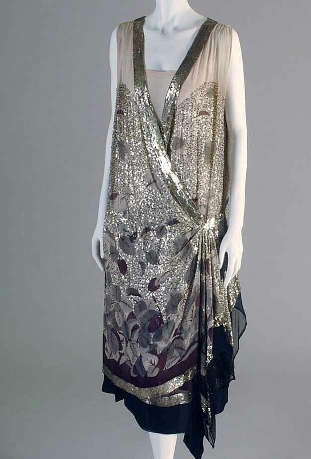 Sequins 20er Jahre Kleider 20er Jahre Mode Kleidung