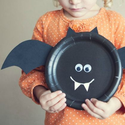 25 Spooktacular Halloween Kids CraftsSpoonful Kinderboekenweek - halloween kids craft ideas