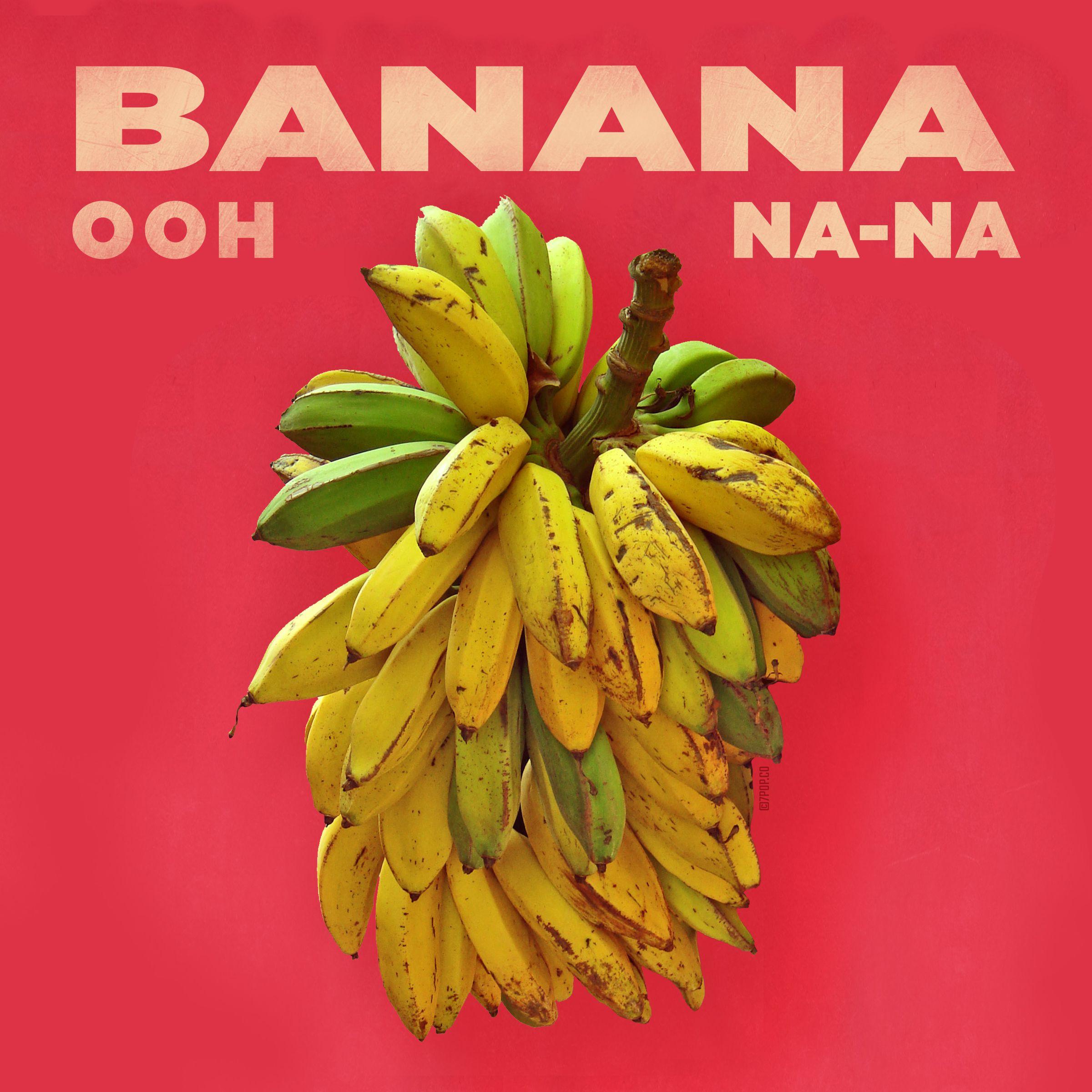 ♫He took me back to eat Banana, na-na-na Oh, now my cart is