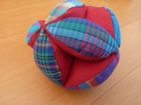 Der Ball Ist Rund Nähen Pinterest Sewing Baby Knitting