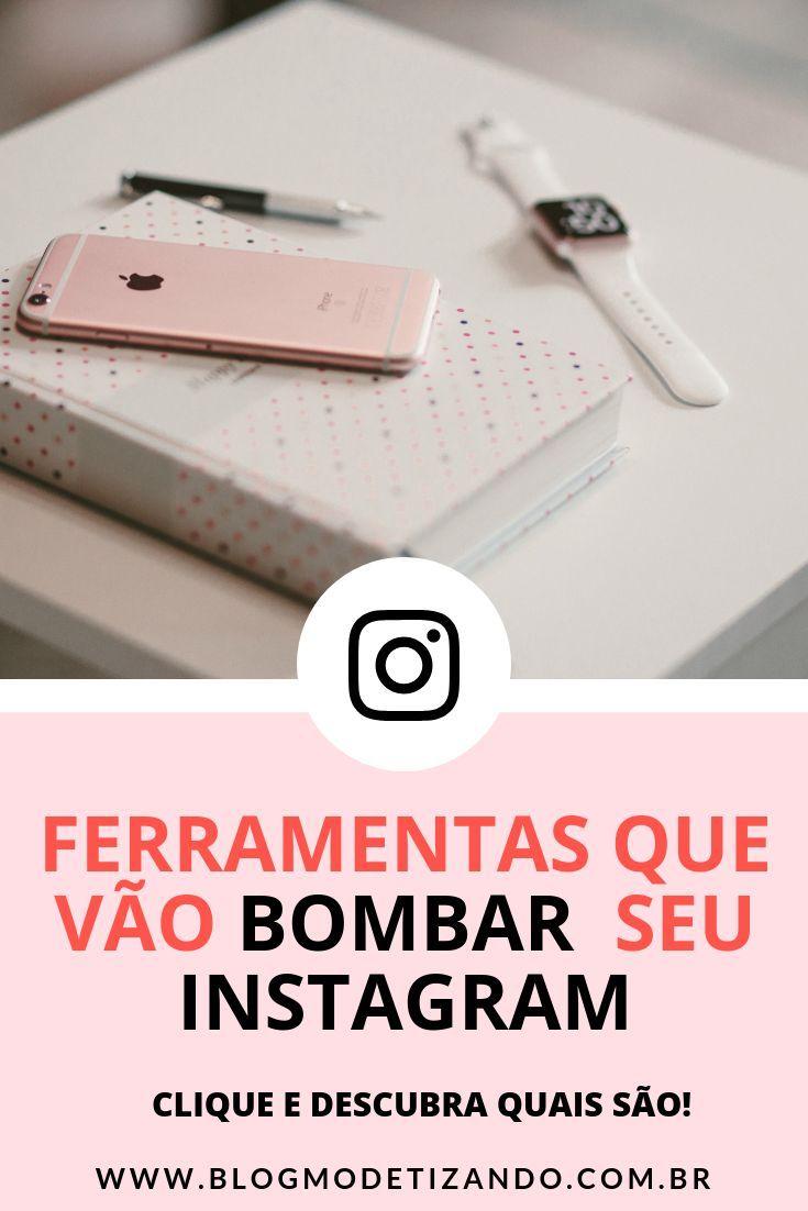 Pin Em Instagram Dicas