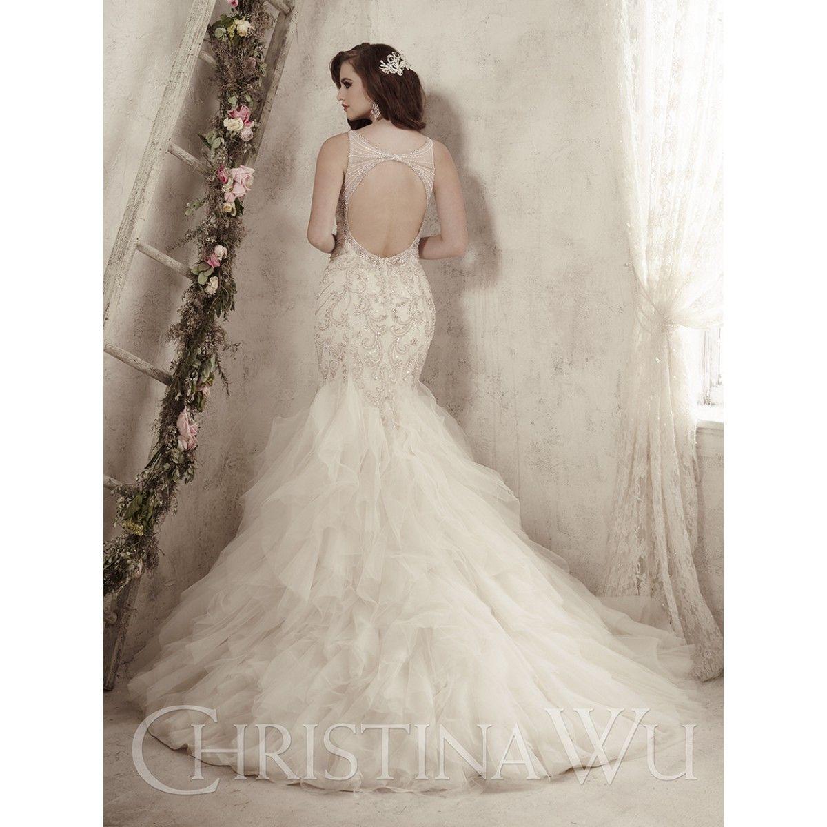 Christina wu wedding dresses  Christina Wu Style   Christina Wu  Bridal  Wedding Dresses