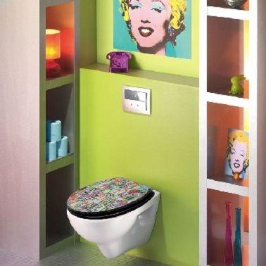 10 déco WC qui soignent les petits coins Future - Comment Decorer Ses Toilettes