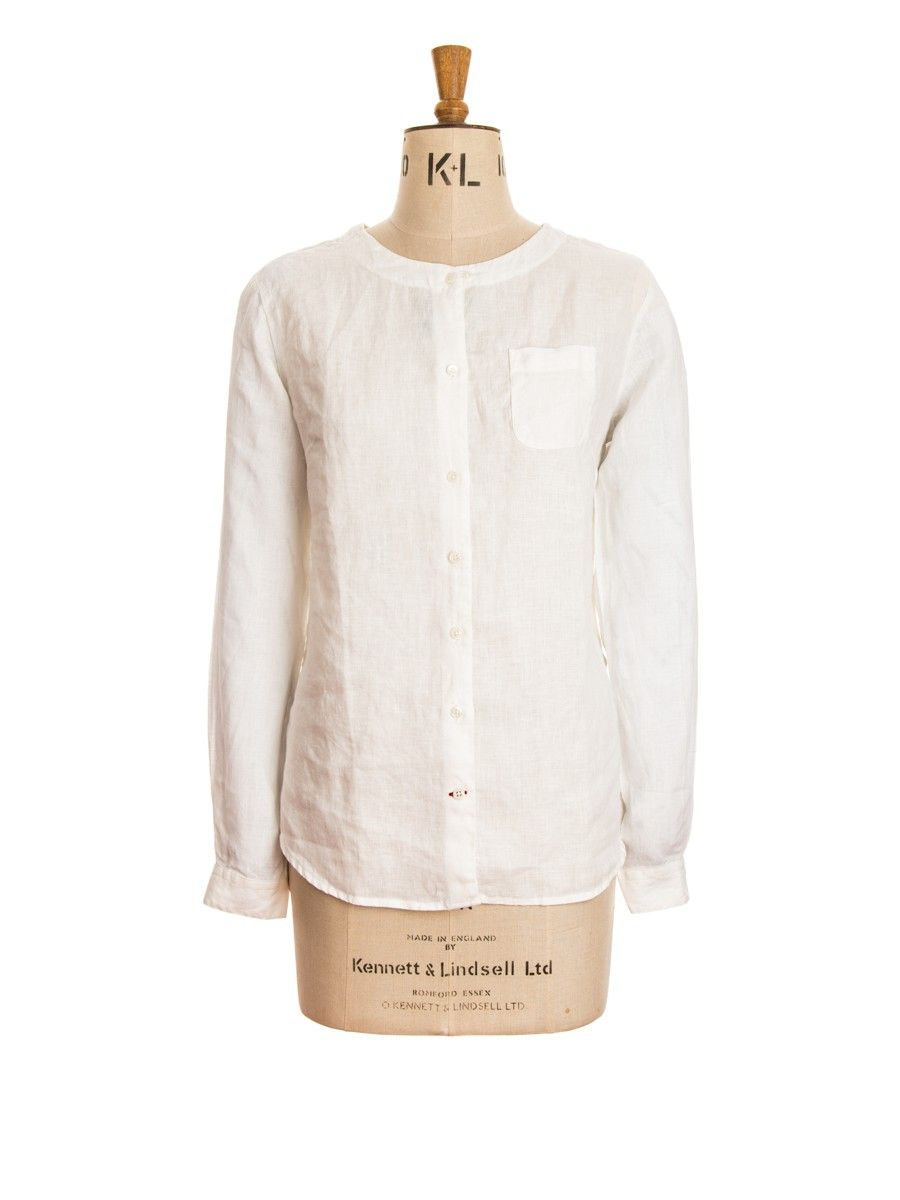 Beau Shirt Opie Cream SWS27