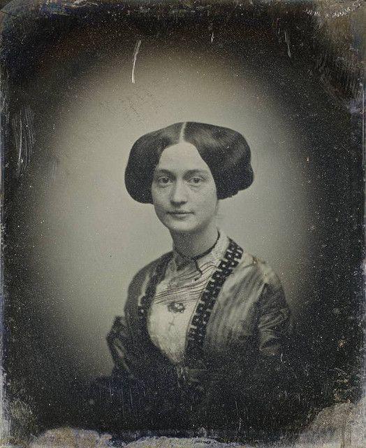Title: Unidentified Woman. Date: ca. 1850