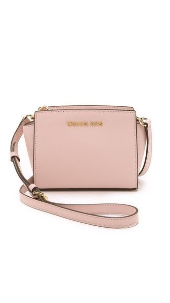 92b59242f435 MICHAEL Michael Kors Selma Mini Messenger Bag
