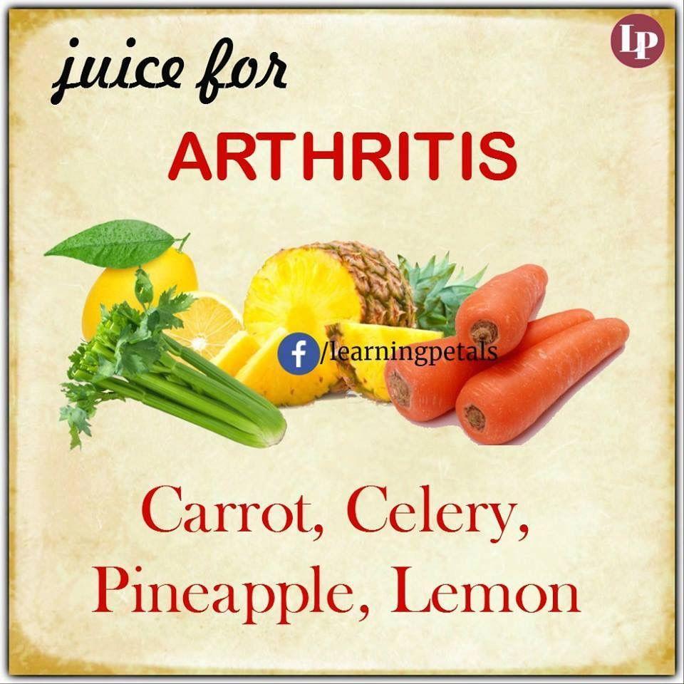Juice for arthritis Natural remedies for arthritis