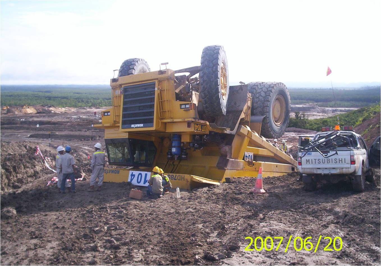 Weipa mining train collision preliminary report released ... |Rio Tinto Mine Truck Wrecks