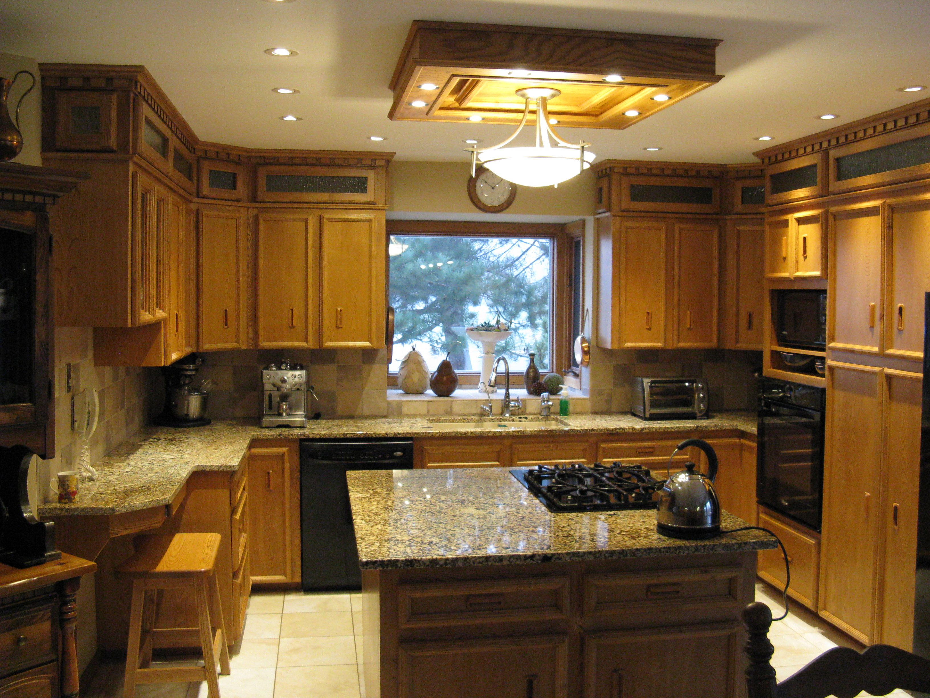Black Ash Kitchen Cabinets