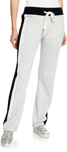59946e7a71d4 Escada Sport Logo-Graphic Lounge Pants in 2019 | Products | Lounge ...