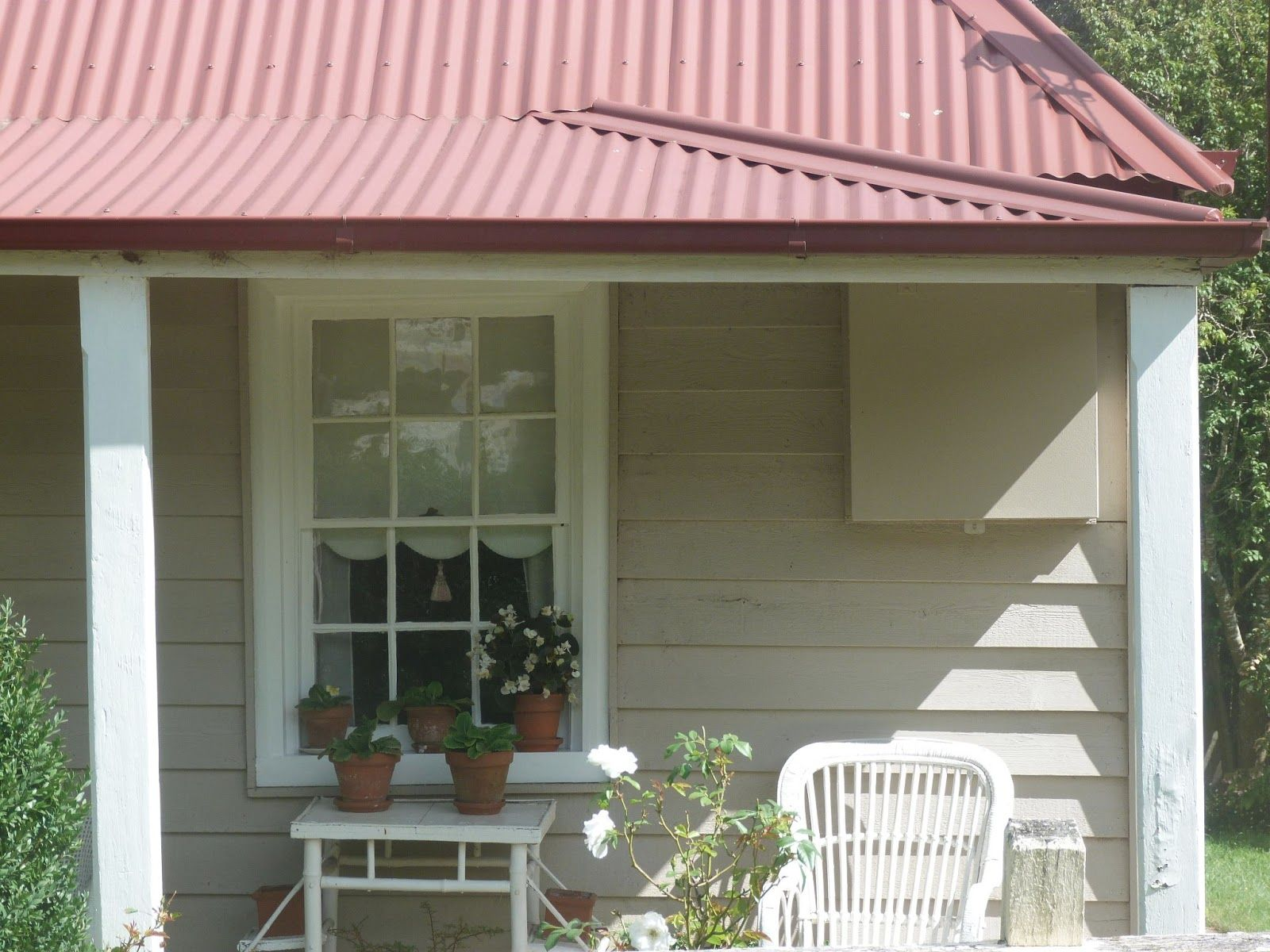 Traditional australia federation exterior inspirations paint - Best Exterior Paint Colors For Stucco Home With Red Tile Roof Google Search Home
