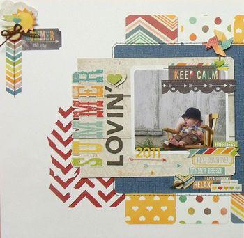 My Creative Scrapbook Kit Club