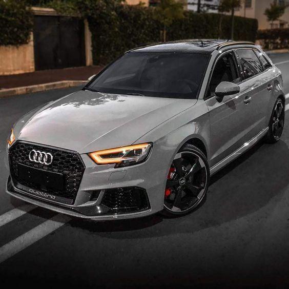 Audi automobile - fine image -