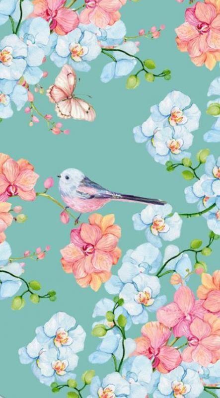 Best Flowers Pattern Wallpaper Dandelions Ideas #flowers