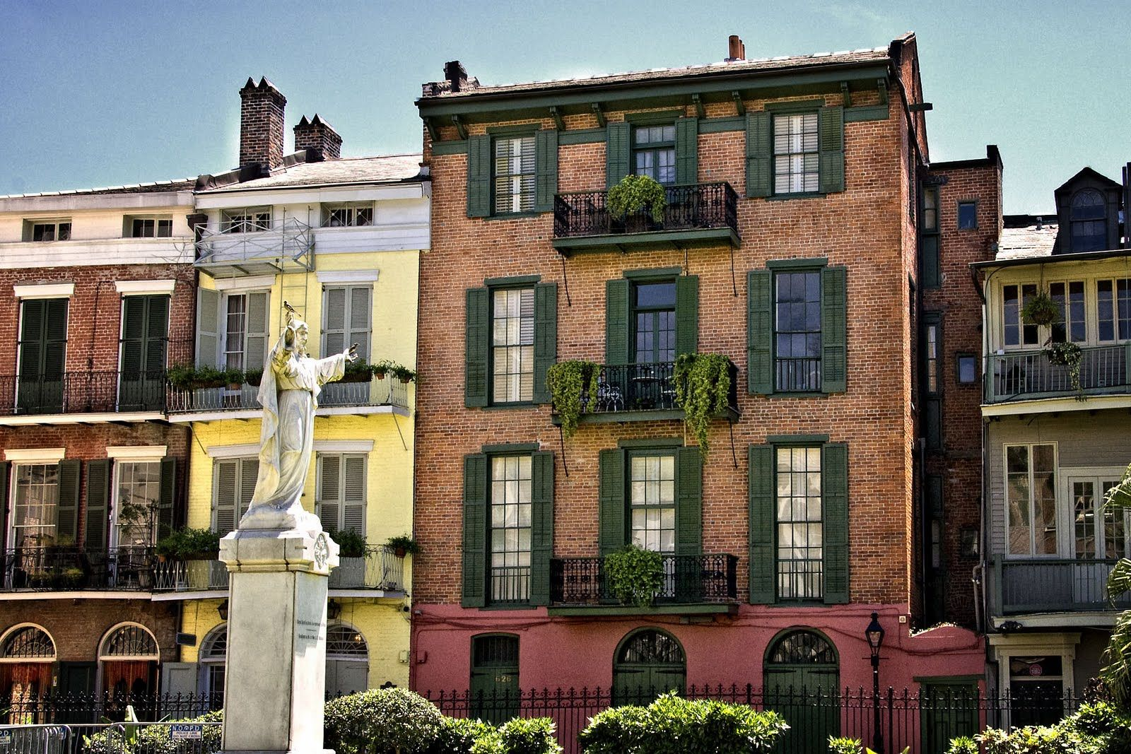 French Quarter New Orleans Studio Ideas Pinterest Spanish Architectur