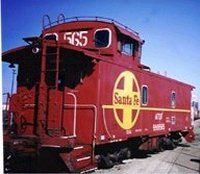 Own A Caboose With Images Caboose Railroad Photos Train