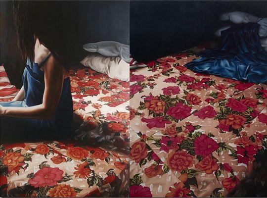"Geraldine Javier  ""My Lover's Garden""  http://www.geraldinejavier.com/"
