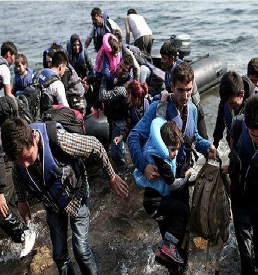 Trump S Big Mistake On Syria Refugees Refugees Syrian Refugees