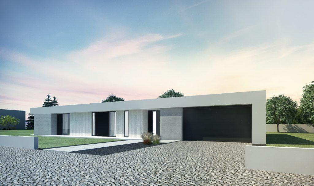Gotowe Projekty Nowoczesnych Domów Jednorodzinnych Dwulokalowych