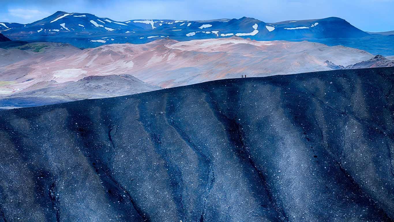 Hverfjall, Iceland | Country: United States United Kingdom Deutsch Canada Australia France ...