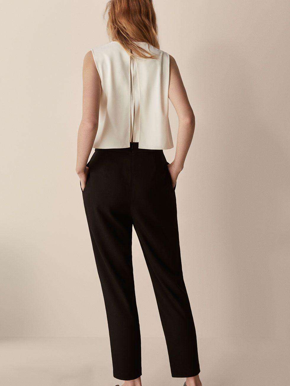 jumpsuits - women - massimo dutti | modestil, legere