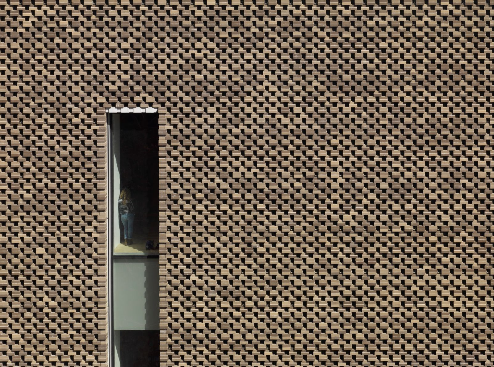 Tate modern switch house by marcus leith tate photography for Switch house tate modern architecture