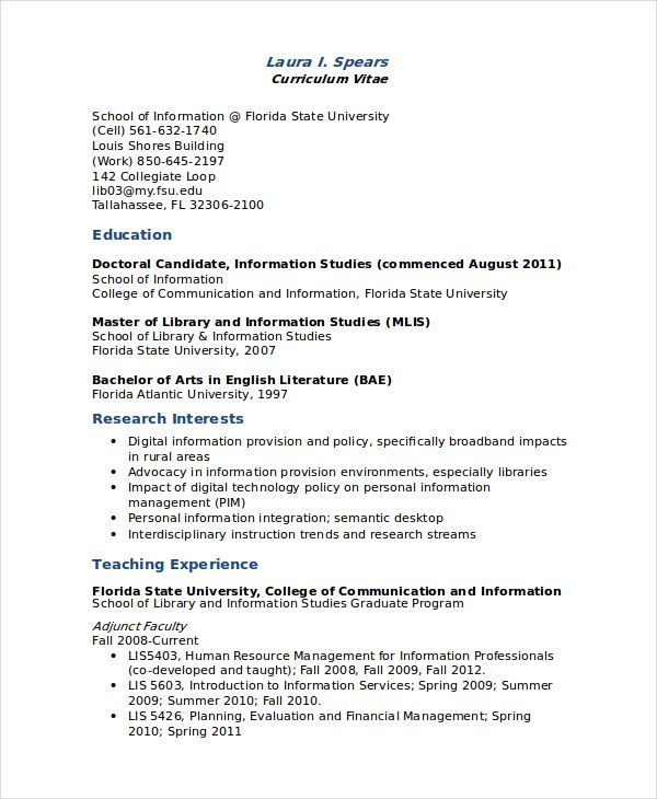 General Restaurant Manager Resume , Creative Restaurant General - adjunct professor resume example
