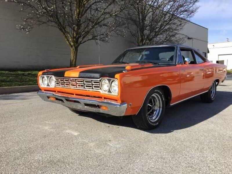 1968 Plymouth Roadrunner for sale - West Chester, PA | OldCarOnline ...