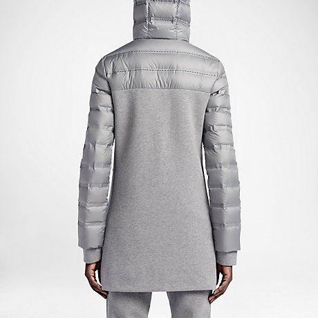 f86ba699 Nike Tech Fleece Aeroloft Parka Women's Jacket | Inverno a/ i17 ...