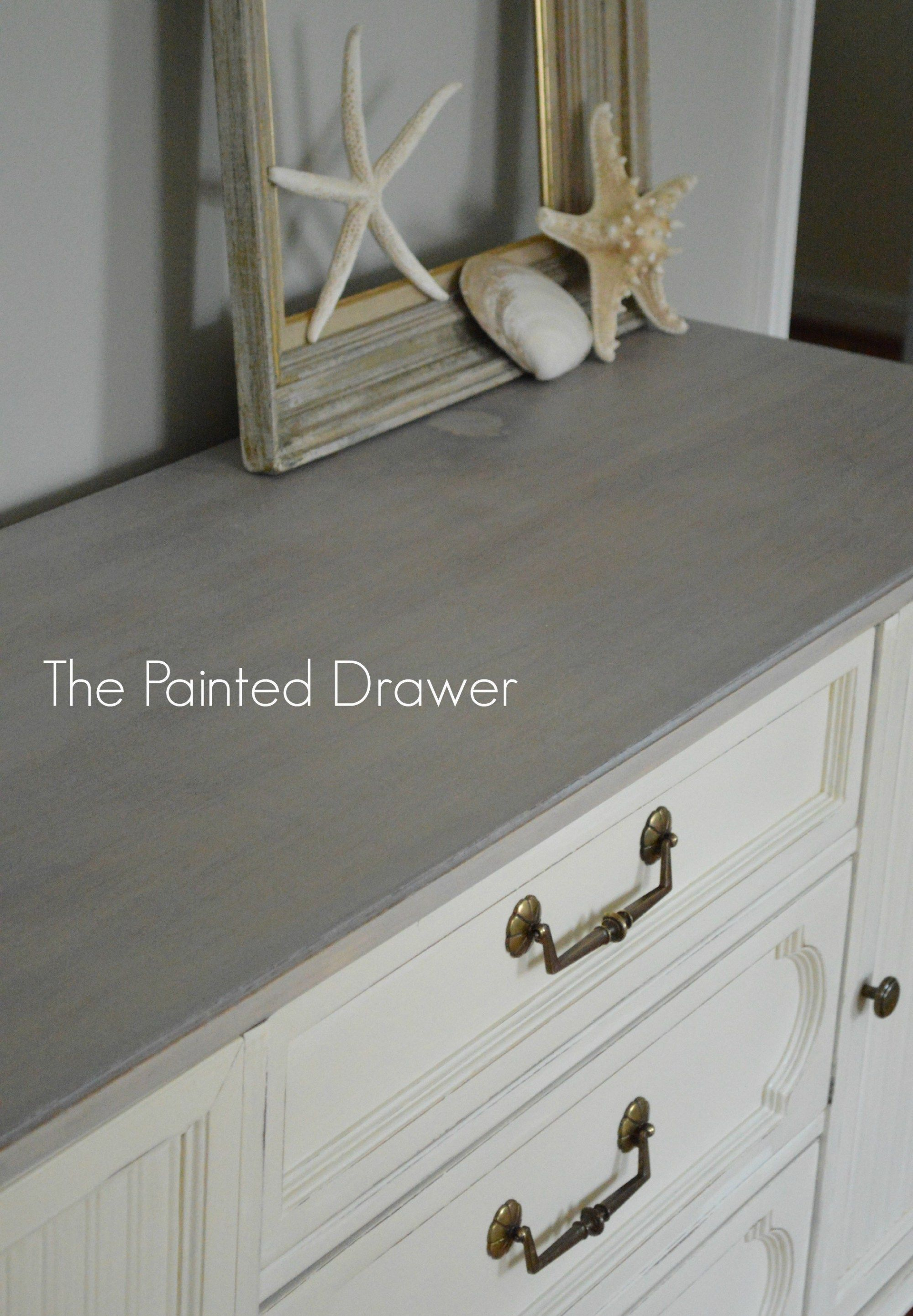 Varathane Sunbleached Stain Www Thepainteddrawer Com Grey Stained Wood Staining Wood Staining Furniture