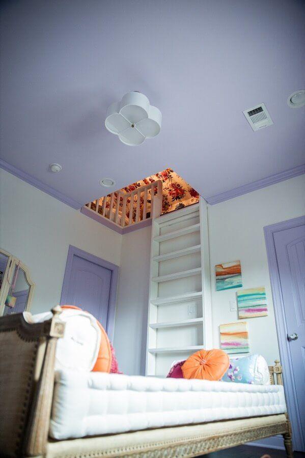 Jugendlich Mädchenschlafzimmer – Aysel Nisa #loftconversions