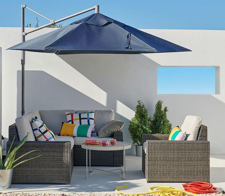 28 Idee per Arredare un Terrazzo Ikea | MondoDesign.it ...