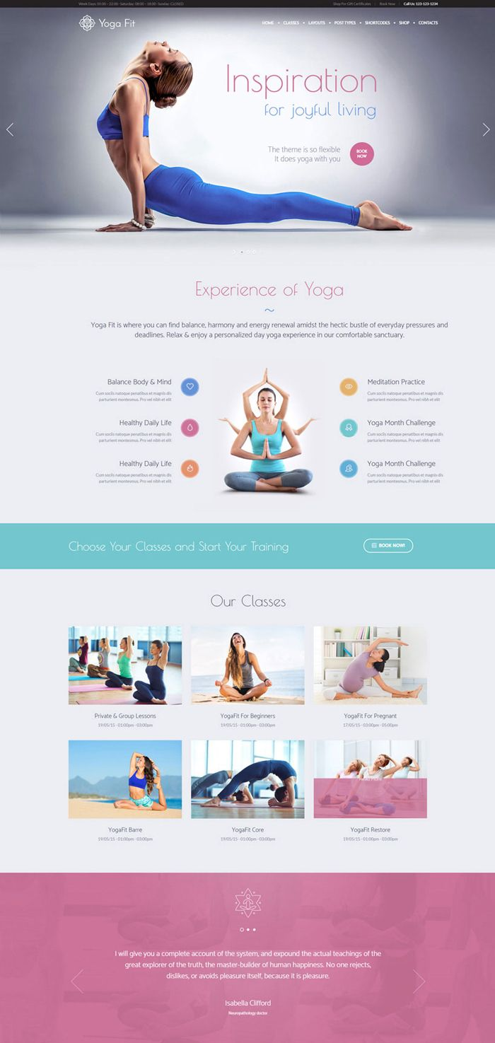 17 Best Fitness and Gym Website Design inspiration | Website Design ...