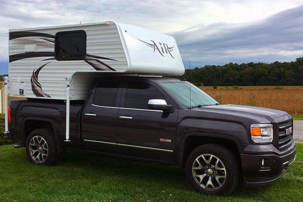 Travel Lite Camper Buyers Guide Slide In Camper Camper Truck
